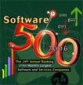We are a Software 500 Company